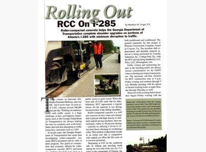 RCC on I-285