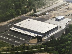 Tigercat Industries Facility Expansion, King Paving & Construction Company