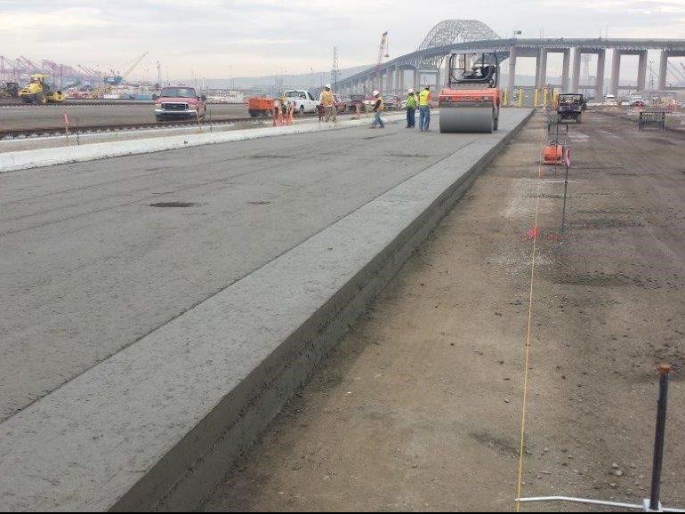 Roller Compacted Concrete Mix Designs : Portfolio archive rcc pavement council