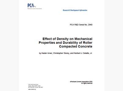 PCA RCC Density