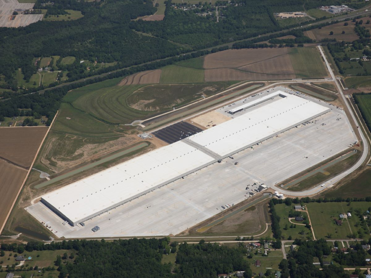 Walmart Se Import Distribution Center Mobile Al Rcc